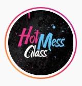 Hot Mess Glass