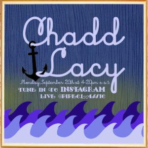 Chadd Lacy GLASS DROP